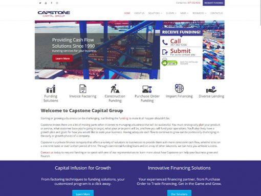 Capstone Capital Group